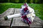 wedding flowers florist- White Bridal Bouquet ...