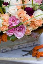wedding flowers florist- Garden Arrangement