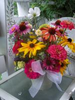 wedding flowers florist- Colorful